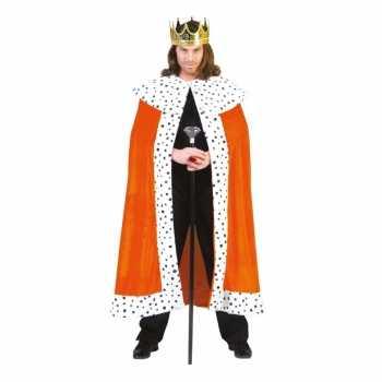 Foute oranje koningsparty kleding volwassenen