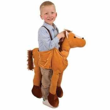 Foute paarden instap party kleding voor kids