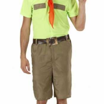 Foute padvinders party kleding