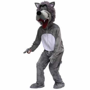 Foute pak wolf voor volwassenen party