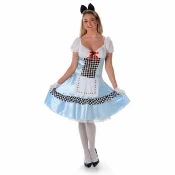 Foute party kleding alice voor dames