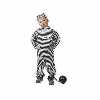 Foute party kleding boef kinderen