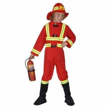 Foute party kleding brandweer kinderen