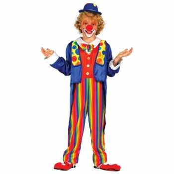 Foute party kleding clown party kleding voor kinderen