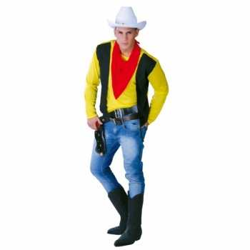 Foute party kleding cowboy voor mannen party