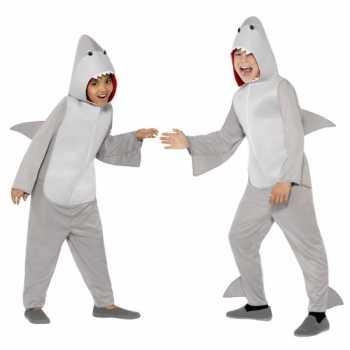 Foute party kleding haai all in one voor kinderen
