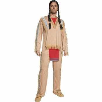 Foute party kleding indiaan voor heren party