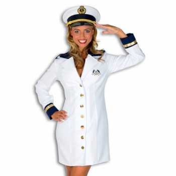 Foute party kleding kapitein dames