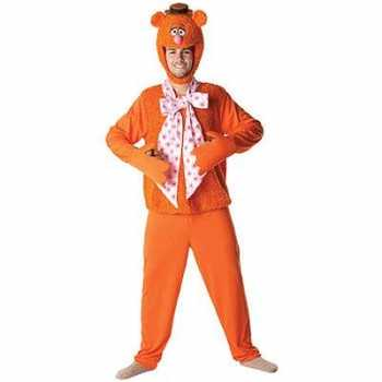 Foute party kleding muppet fozzie