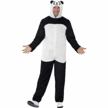 Foute party kleding panda party kleding
