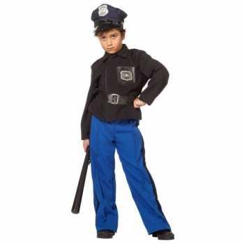Foute party kleding politie kind