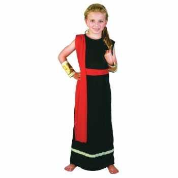 Foute party kleding romeins voor meisjes