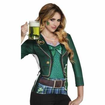 Dames Foute Shirt St Patricks Kleding Day Party ww1aqxv