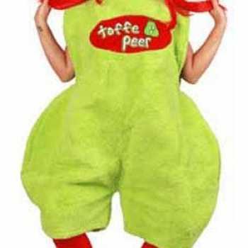 Foute peren party kleding volwassenen