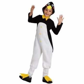 Foute pinguin tux party kleding voor kinderen