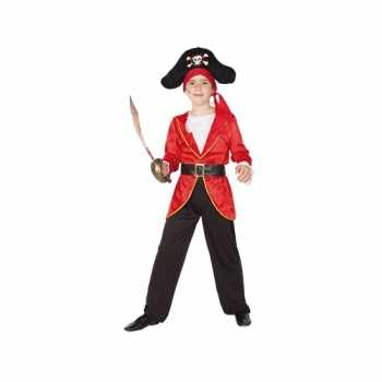 Foute piraten party kleding voor kids