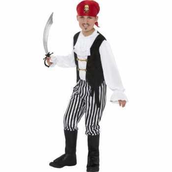 Foute piraten party kleding voor kinderen