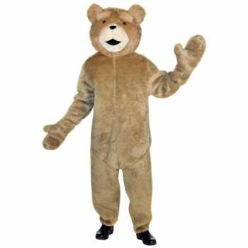 Foute pluche beren party kleding ted