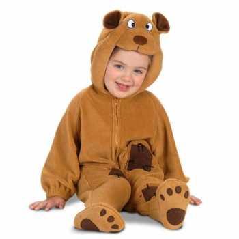 Foute pluche beren party kleding voor babys