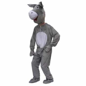 Foute pluche dierenpakken ezels party