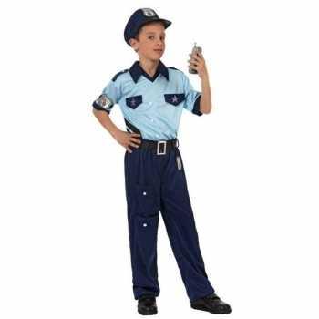 Foute politie agent pak / party kleding voor jongens