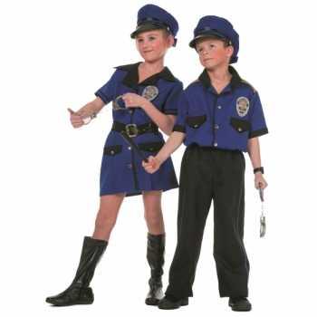 Foute politie party kleding voor meiden