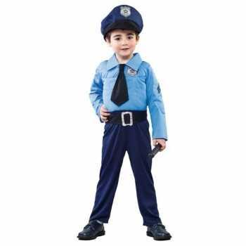 Foute politieman party kleding voor jongens