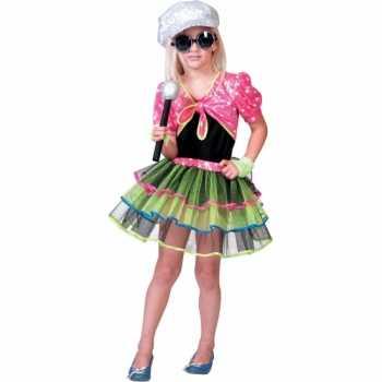Foute popster party kleding voor meisjes