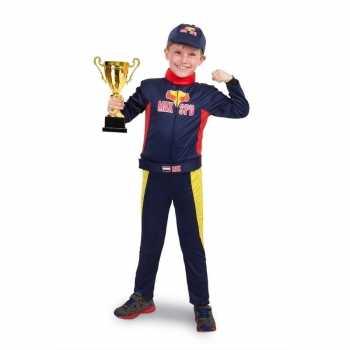 Foute race/formule 1 party kleding voor jongens