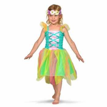Foute regenboog fee party kleding voor meisjes