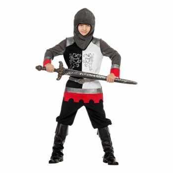 Foute riddertijd party kleding voor jongens