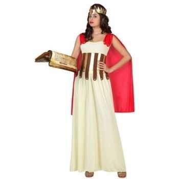 Foute romeinse/griekse dame aurelia party kleding/jurk voor dames
