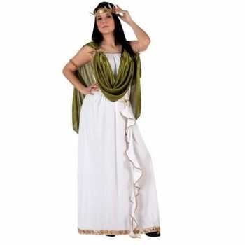 Foute romeinse/griekse dame livia party kleding/jurk voor dames