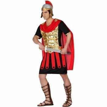 Foute romeinse soldaat/gladiator felix party kleding voor heren
