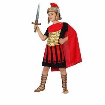 Foute romeinse soldaat marius party kleding voor jongens
