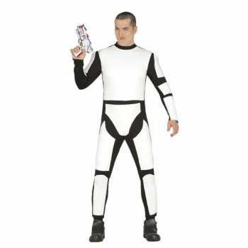 Foute ruimte soldaten party kleding voor mannen