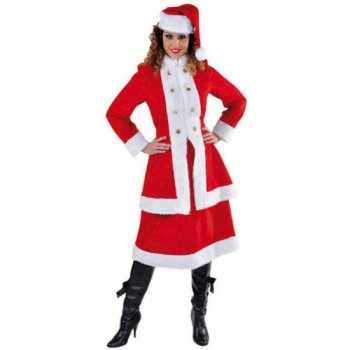 Foute russische kerst party kleding voor dames