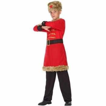 Foute russische kozakken party kleding voor jongens