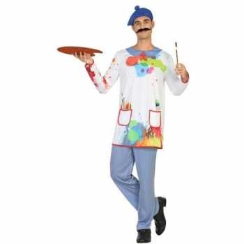Foute schilder pak/party kleding voor heren