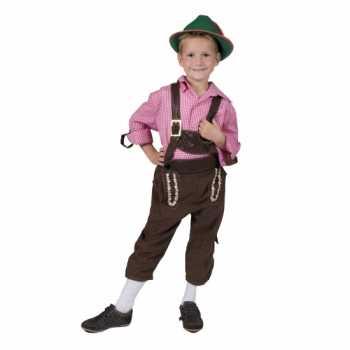 Foute schlager party kleding voor kinderen