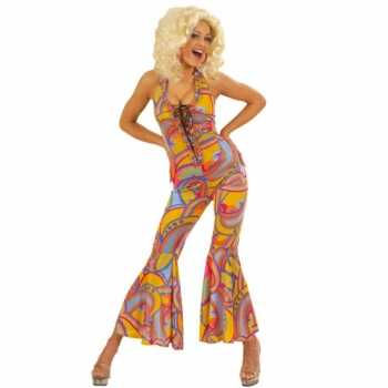 Foute seventies dames party kleding