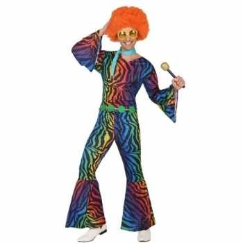 Foute seventies/disco party kleding voor heren