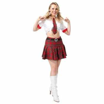 Foute sexy school party kleding voor dames