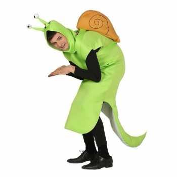 Foute slak party kleding groen voor volwassenen