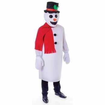 Foute sneeuw man party kleding