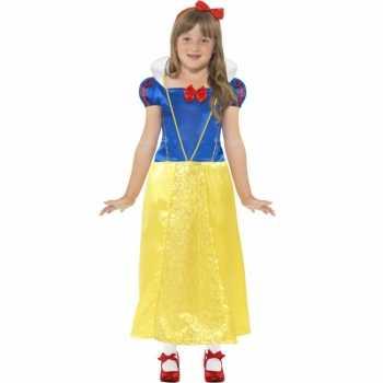 Foute sneeuwwitje carnaval party kleding voor meisjes