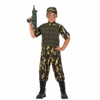 Foute soldaat/leger party kleding voor jongens