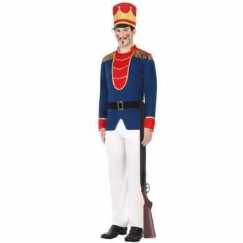 Foute speelgoed soldaat party kleding voor heren