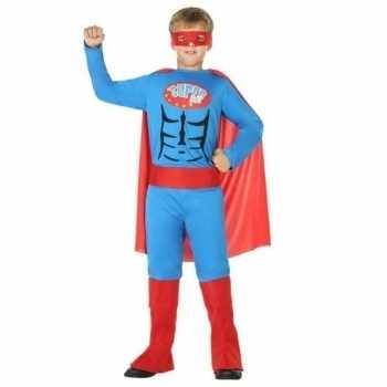 Foute superheld pak/ party kleding voor jongens