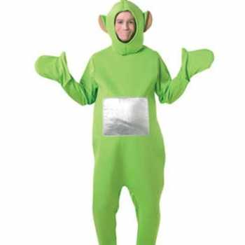 Foute teletubbies party kleding dipsy